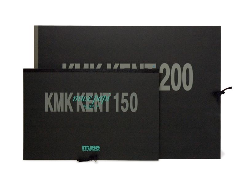 KMKケント紙のスケッチブック(パッド形状)