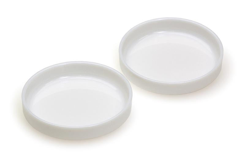 プラスチック製絵皿