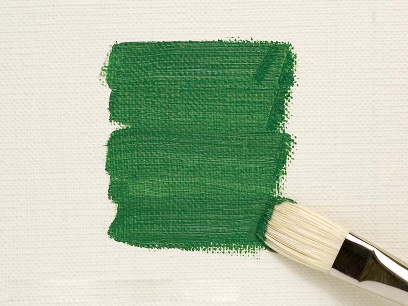 広い面を均一に塗る(平筆)