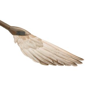 羽根ぼうき