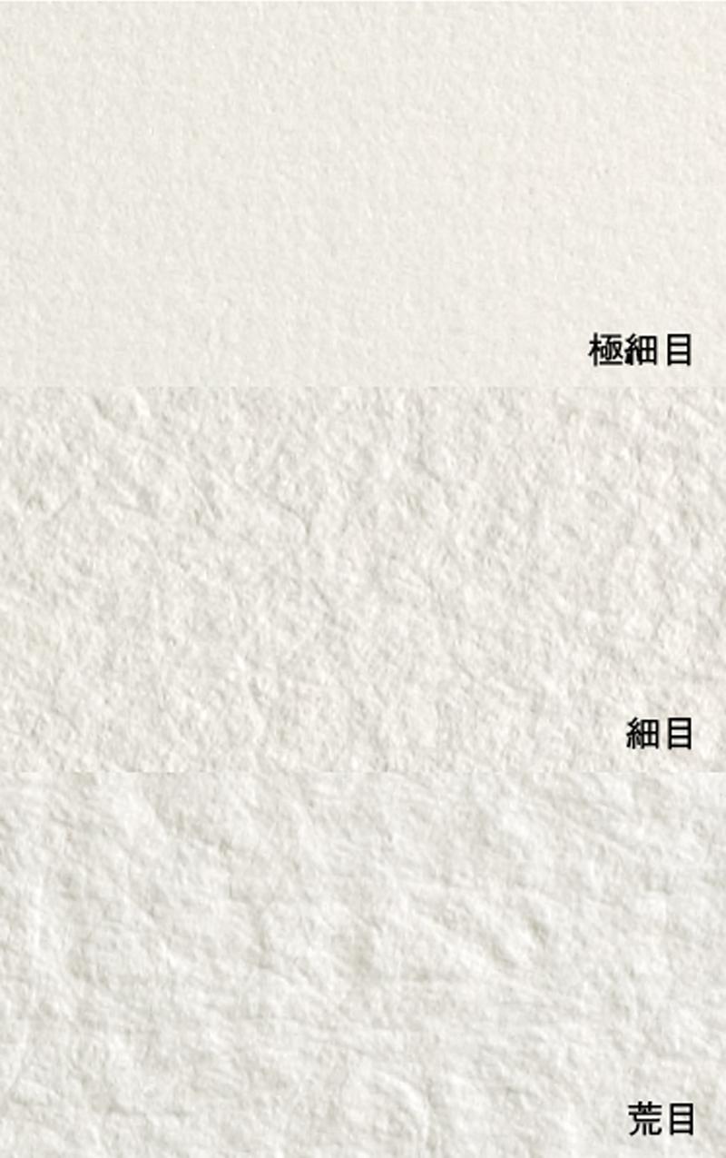 アルシュ水彩紙(拡大写真)