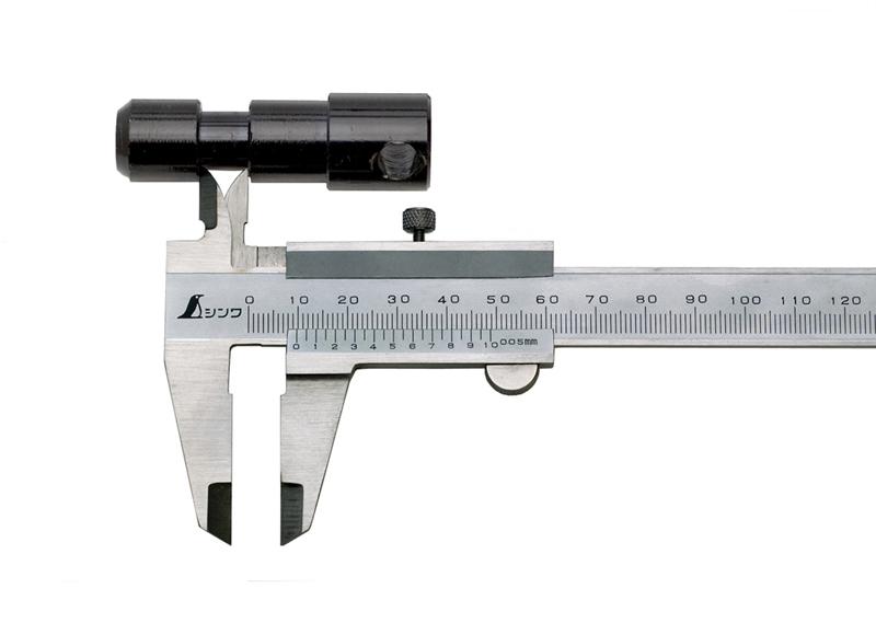 内径を測る